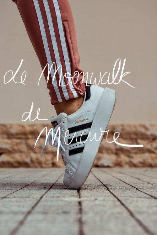 Le moonwalk de Mercure